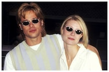 Gwyneth Paltrow Tells Us Why Brad Pitt Likes to Twin With His Girlfriends