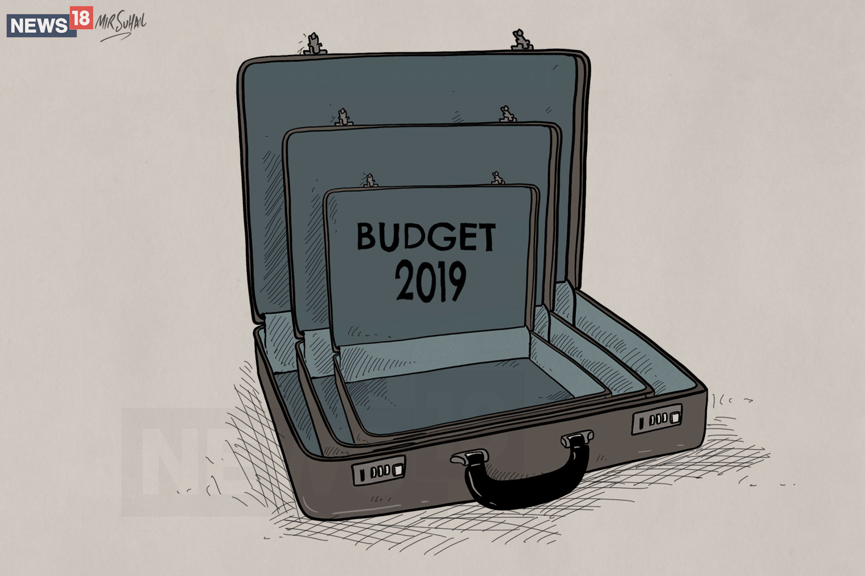 Image result for Budget Trivia Before Finance Minister Nirmala Sitharaman's July 5 Debut