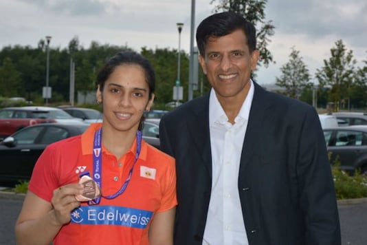 Saina Nehwal Vimal Kumar