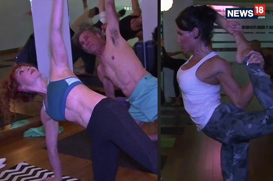 Power Yoga: A New Workout Trend In LA Which Promises To Take Your Mind To Next Level