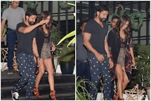 Farhan Akhtar Spotted With Rumoured Girlfriend Shibani Dandekar on a Date Night; See Pics