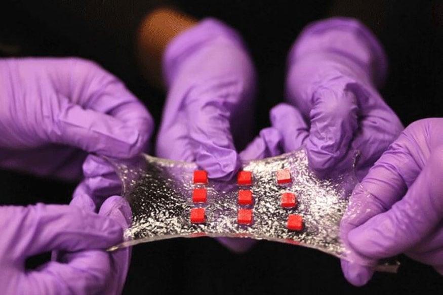 New Biodegradable Nanofibre Bandage Enables Faster Healing