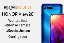 Honor View 20 With 48-Megapixel Rear Camera to launch on January 29 in India: Price, Specifications And More