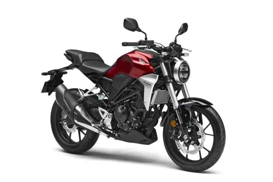 Honda CB300R. (Image: Honda 2Wheelers)