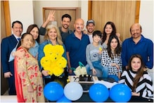 Post Rakesh Roshan's Cancer Surgery, Hrithik Roshan Celebrates Birthday with Family and Sussanne Khan