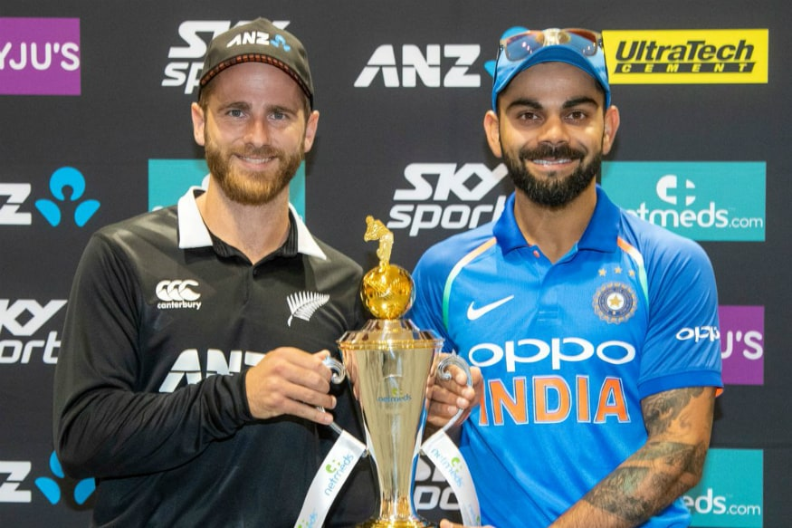 India vs New Zealand, Live Cricket Score, 1st ODI at Napier: All Eyes on Playing XI as Toss Approaches