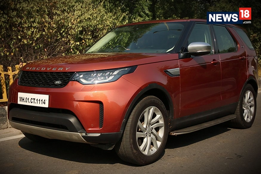 Land Rover Discovery SUV Test Drive Review