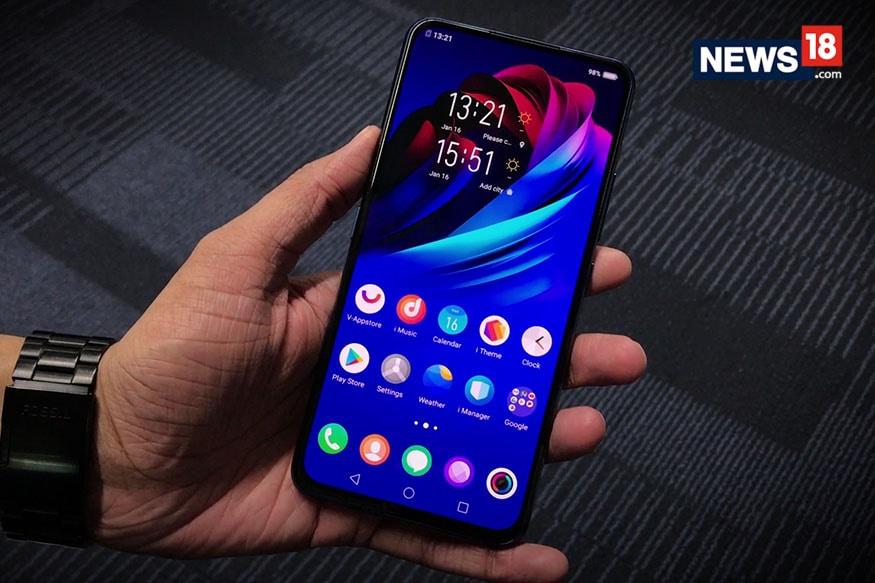 First Look: Vivo NEX Dual Display
