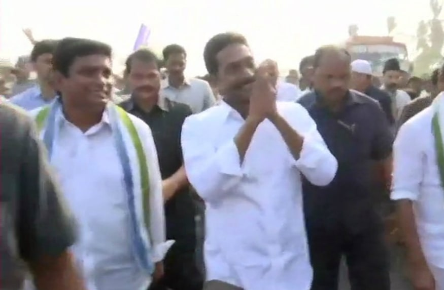 Jagan Reddy to Hit the Road Again with Bus Yatra, May