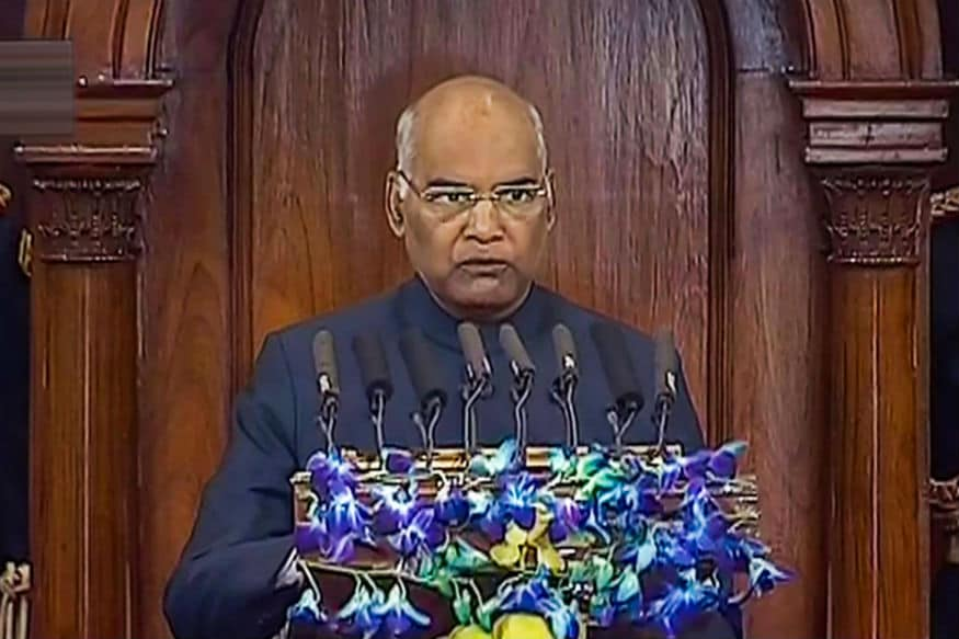 President Kovind Visits Arun Jaitely at AIIMS to Enquire About His Health Condition