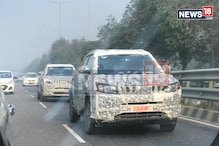 Exclusive - Upcoming Mahindra XUV300 Compact SUV Spied Testing Ahead of Launch on 14th February