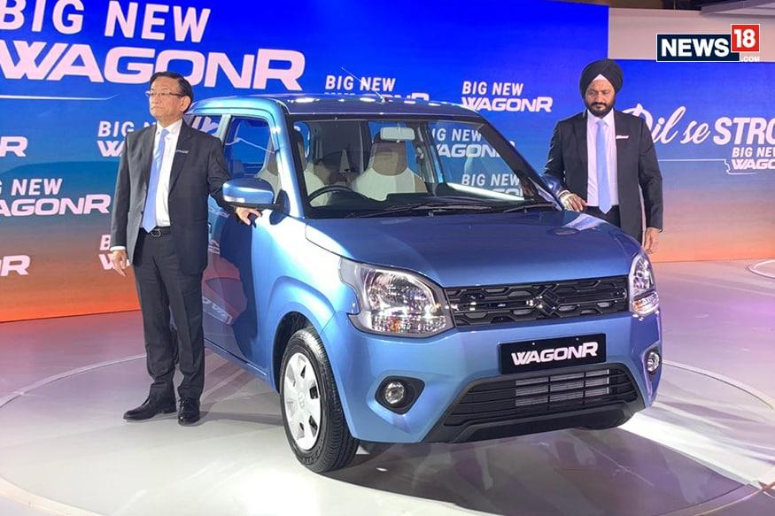 New maruti suzuki wagon r 2019