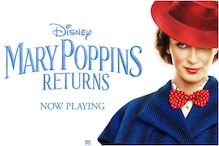 Mary Poppins Returns, Though Not Quite With that Spoonful of Sugar