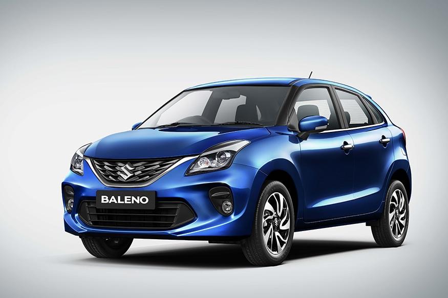 2019 Maruti Suzuki Baleno Facelift. (Image: Maruti Suzuki)
