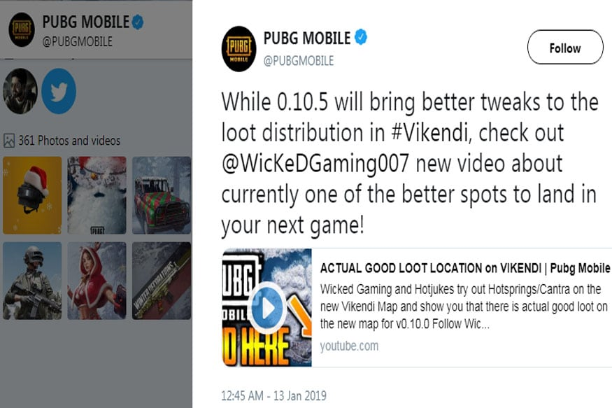 PUBG Mobile 0 10 5 Update Confirmed, Stable Vikendi Map, Night Mode