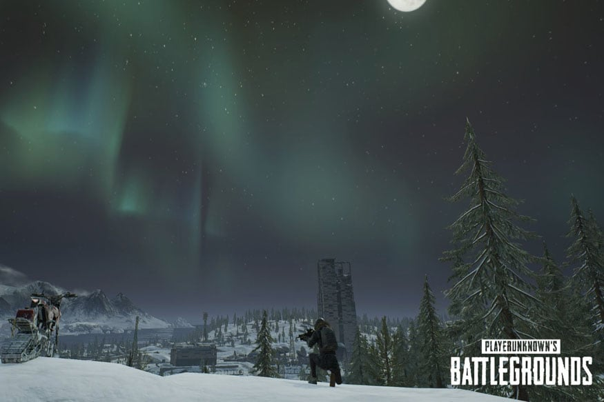 Pubg Teases Awesome Patch And Night Mode For Vikendi Map