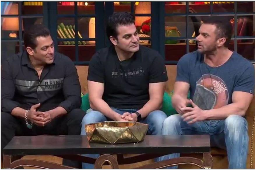 The Kapil Sharma Show: Salman Khan on Marriage, 'Bharat' and No Kiss