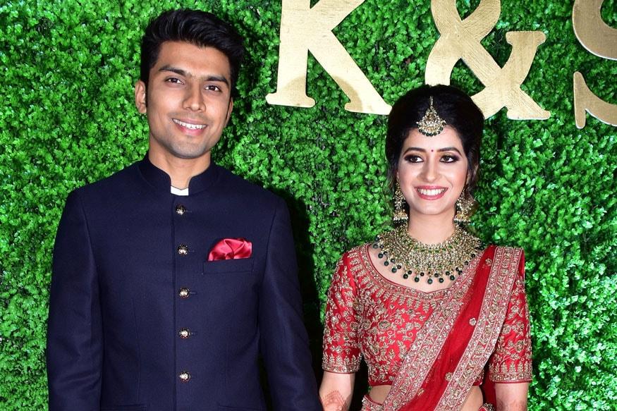 Bollywood Stars at Lyricist Sameer's Daughter Suchita's Wedding