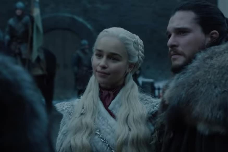 Game of Thrones Season 8: Watch Sansa Stark Surrender Winterfell to Daenerys Targaryen in New Clip