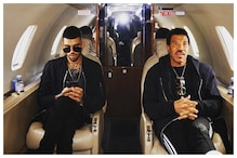Singer Lionel Richie's Son Detained for Making Bomb Threat at London Airport