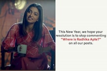 Netflix Takes a Dig at Everyone Commenting 'Where is Radhika Apte' in Their 'New Year Resolution' Post