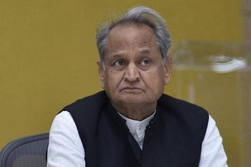 File photo of Rajasthan CM Ashok Gehlot.