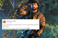 Here's What Happens When You Try To Download 'Uri: The Surgical Strike' Illegally Off The Internet