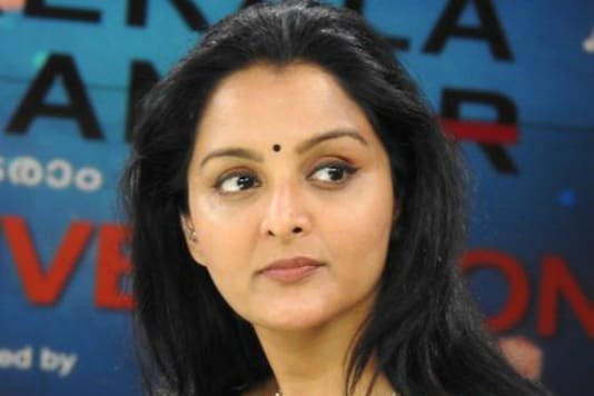 File photo of actress Manju Warrier. (Twitter)