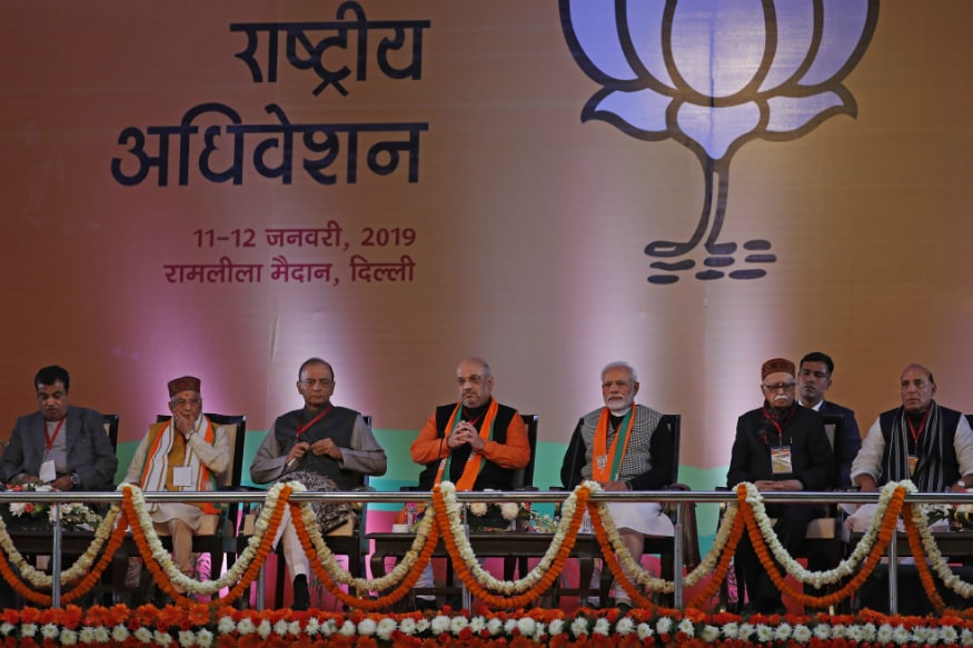 Galaxy of BJP Leaders, Ministers to Hold Press Meets Over 4 Days to Spread Partys