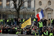 France's 'Yellow Vest' Protestors Back on The Streets