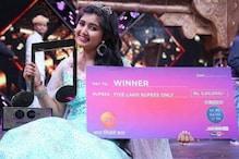 Sa Re Ga Ma Pa: Jabalpur's Ishita Vishwakarma Lifts the Trophy, Takes Home Cash Prize of Rs 5 Lakh