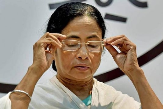 File photo of Mamata Banerjee.