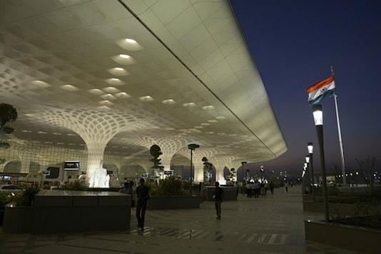 File photo of Mumbai airport.
