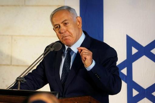 File photo of Israeli Prime Minister Benjamin Netanyahu. (Reuters)