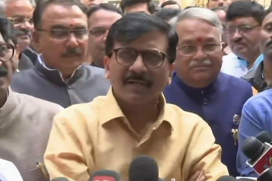'Didn't Formally Announce Exit from NDA': Sanjay Raut Fumes over RS Seat Change, Writes to Venkaiah Naidu