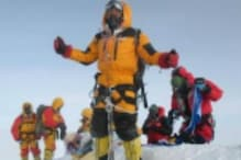 At 35, Siddhanta is World's Youngest Mountaineer to Climb 7 Volcanic Peaks