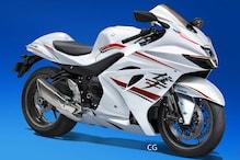 Third Generation Suzuki Hayabusa Superbike Rendered, Gets Sleeker GSX Inspired Looks