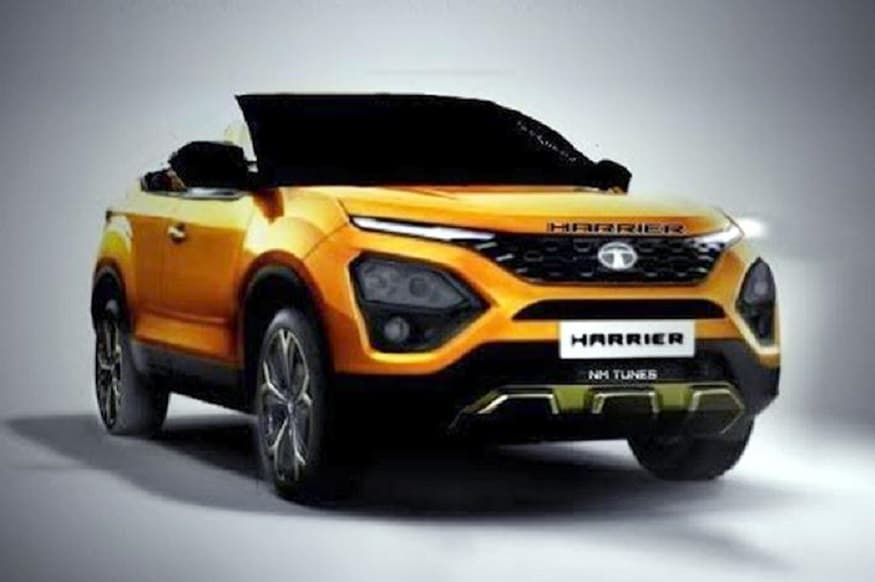 Tata Harrier Convertible Suv Modification You Can T Afford
