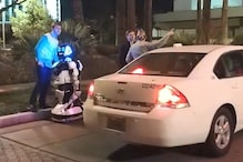 Tesla Involved in Yet Another Accident, Hits Humanoid Robot in Las Vegas