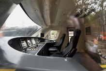 Made-in-India, Engine-Less Train 18 Named Vande Bharat Express; to Replace Ageing Shatabdi