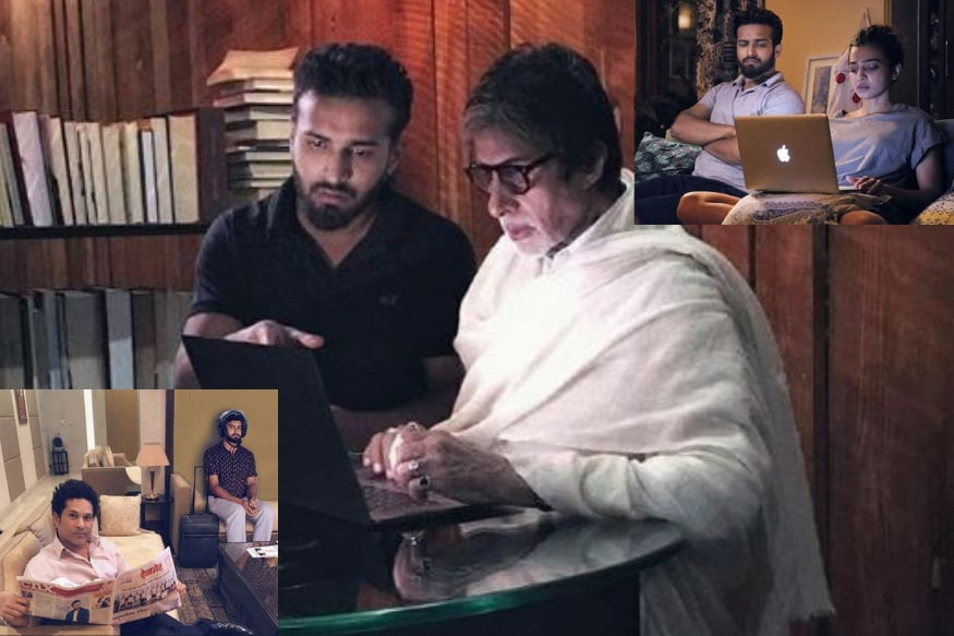 Image result for A 'Jabra' Fan, With Insane Photoshop Skills, is Gatecrashing Bollywood Parties
