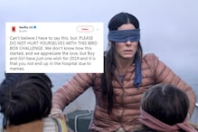 Netflix Issues Warning After People Blindfold Themselves to Complete the 'Bird Box Challenge'