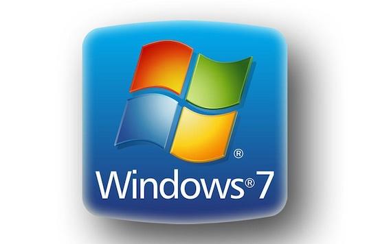 Windows 7 (Image for Representation)