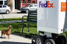 FedEx Turns to Autonomous Robot Carts for Local 'Same Day' Deliveries