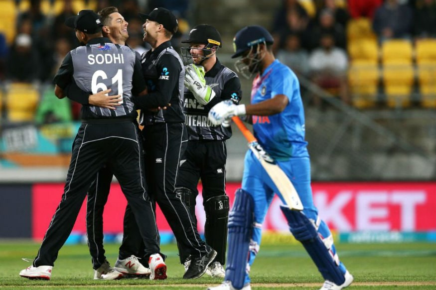 In Pics   India vs New Zealand, First T20I in Wellington