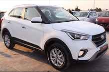 2019 Hyundai Creta SUV Spotted at a Showroom - See Pics