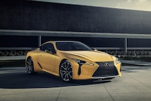 Limited Edition 2019 Lexus LC 500 Inspiration Set to Debut in Chicago