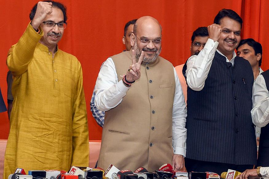 Mumbai Lok Sabha Election Result 2019: Can the Congress-NCP Alliance Hold Back BJP-Shiv Sena Surge?