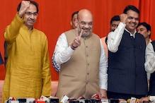 Maharashtra Lok Sabha Election Result 2019: Udbhav Thackeray and Devendra Fadnavis to Jointly Celebrate at Sena Bhavan