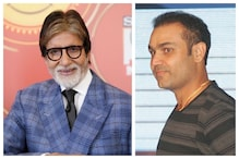 Amitabh Bachchan, Virender Sehwag Pause Shoot as Film Bodies Protest Against Pulwama Attack